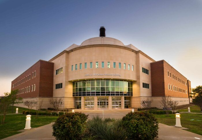 McFarland Science Building at TAMUC