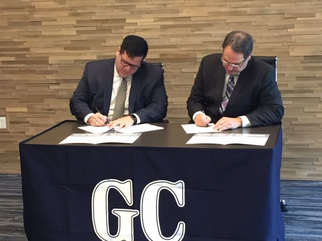Grayson College Agreement