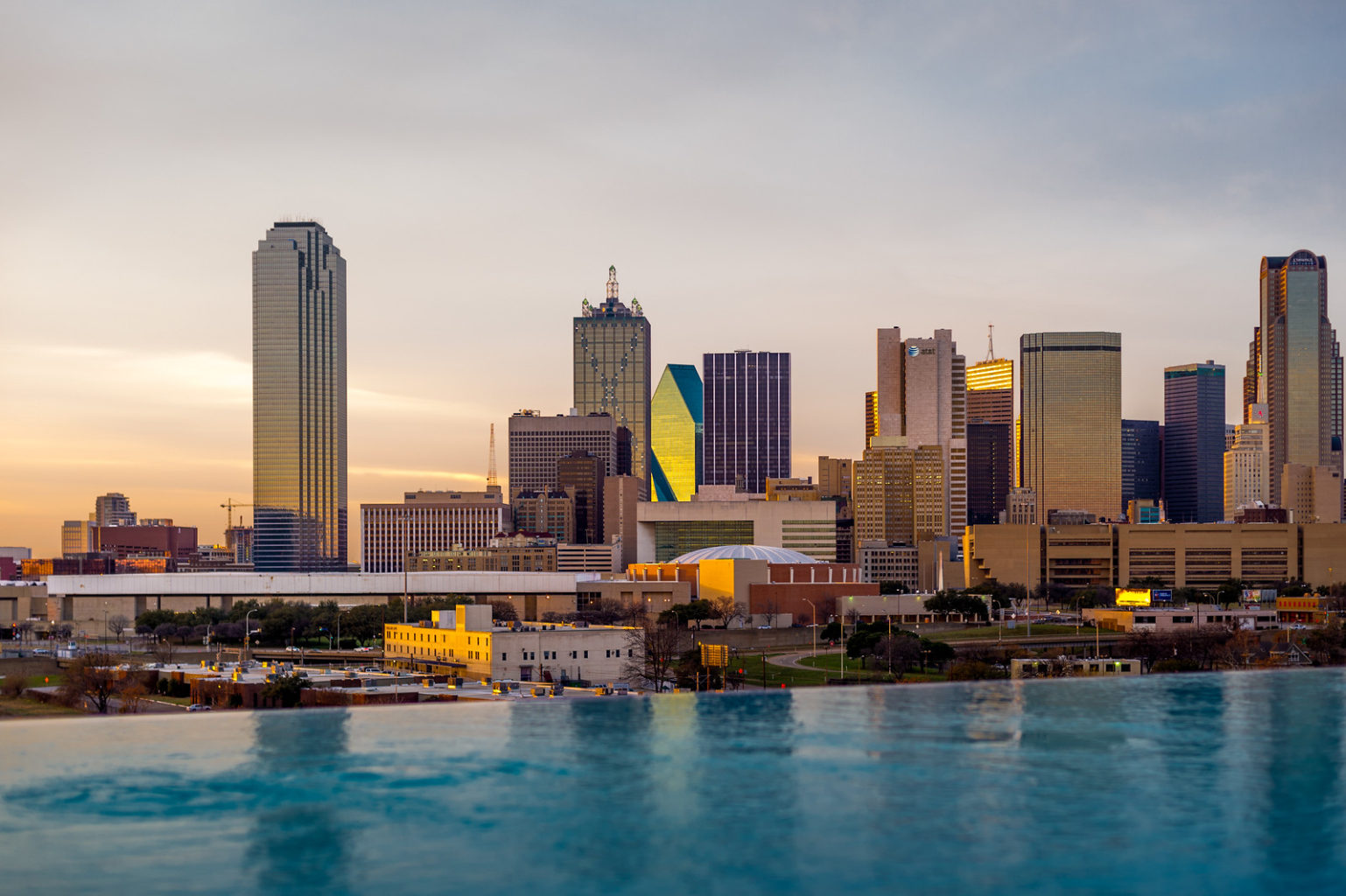 Image of Dallas Texas.
