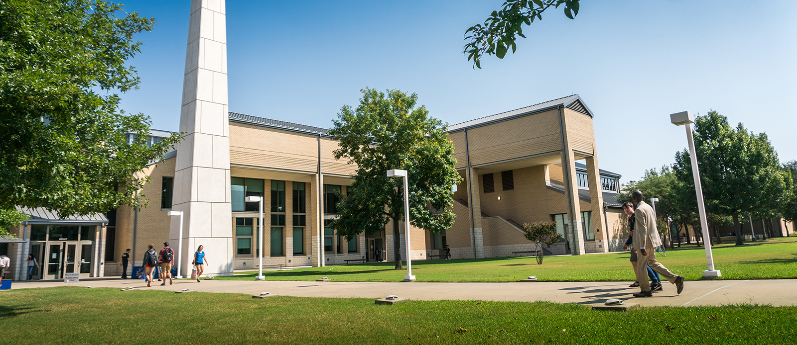 image of the A&M-Commerce at Frisco campus.