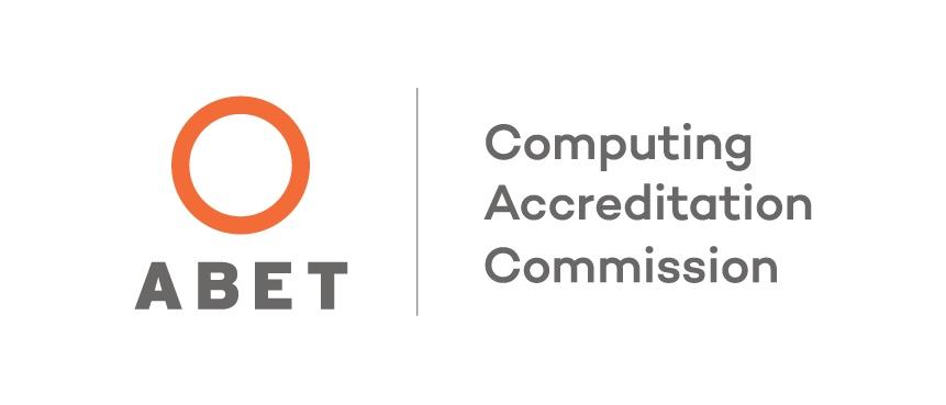 Logo for Computing Accreditation Commission.