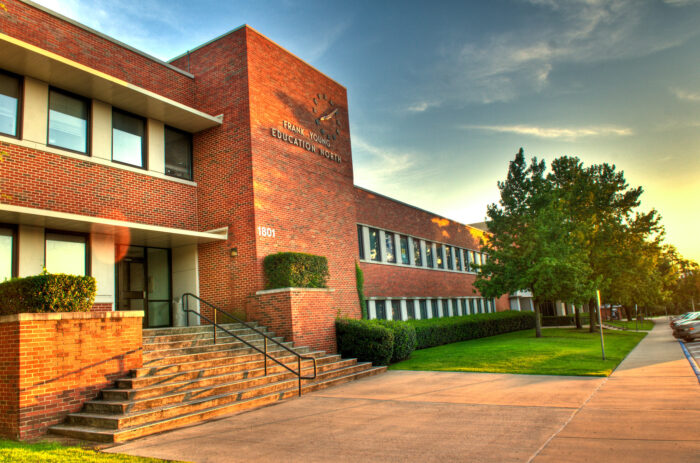 Frank Young Education North Building.