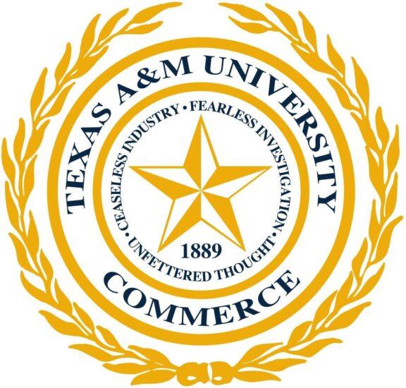 TAMUC Presidential seal