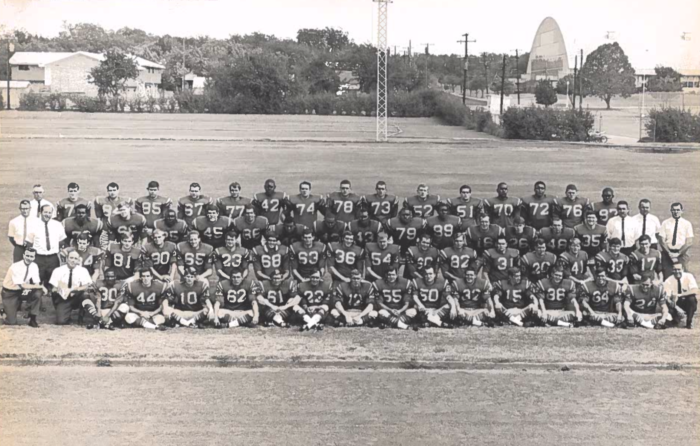 The 1968 ETSU football team