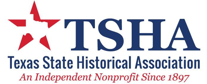 Texas State Historical Association logo.