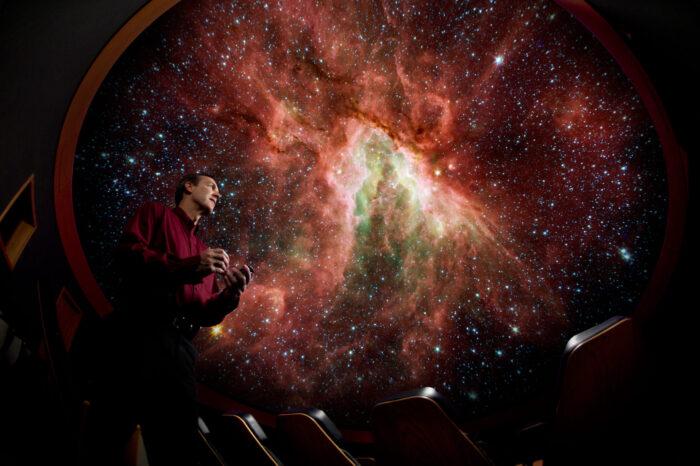 A&M-Commerce Planetarium