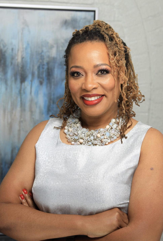 Photo of Dr. Kimberly McLeod.