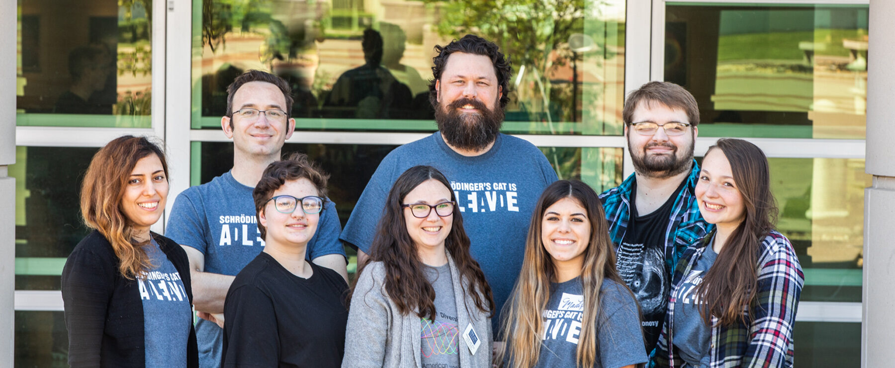 TAMUC Physics Research Group