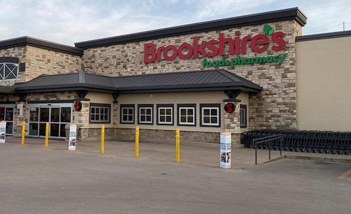 Brookshires Food Pharmacy store-exterior