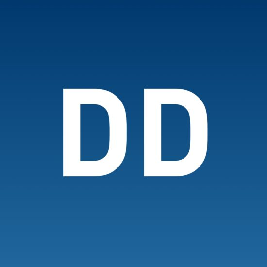 DD initials
