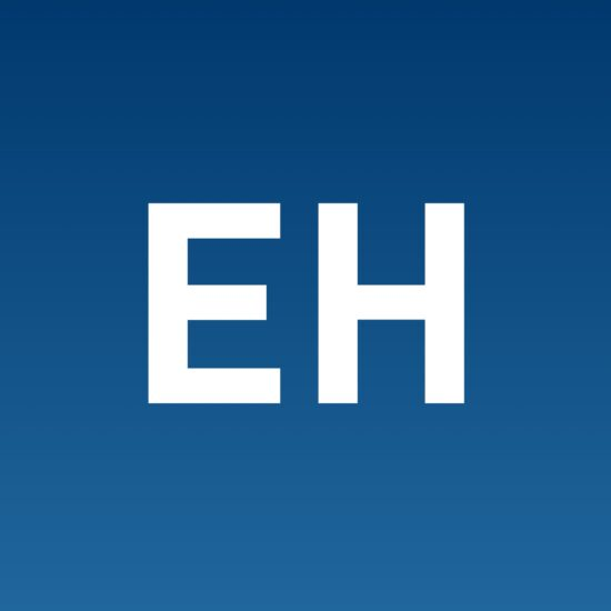 EH initials