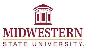 Midwestern State University logo.