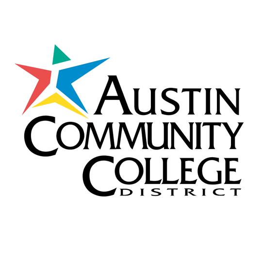 Austin Community College District logo.