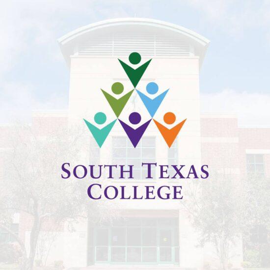 South Texas College logo.