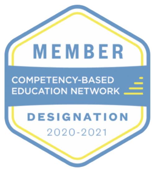 Competency-Based Education Network Member logo.