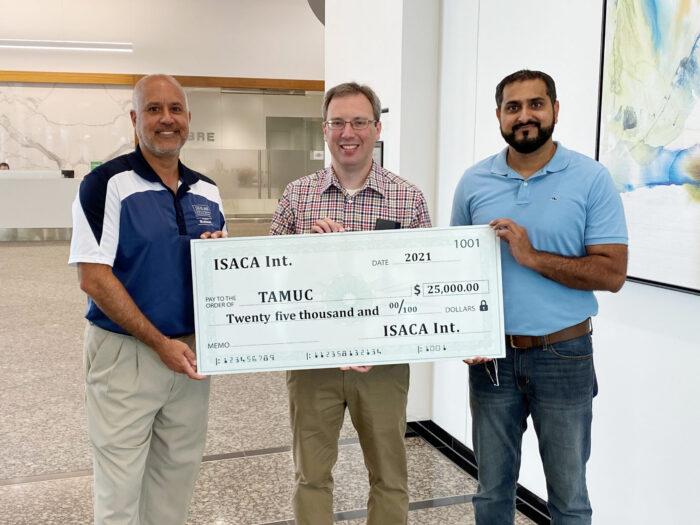 ISACA Donation