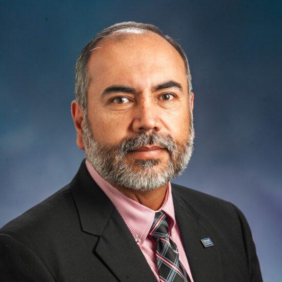 Dr. Edward Romero Headshot.