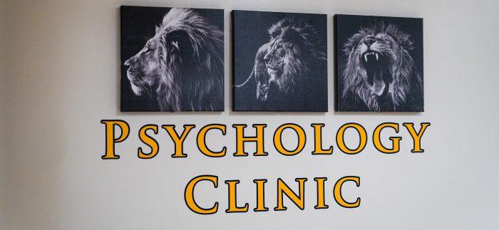 Psychology Clinic wall